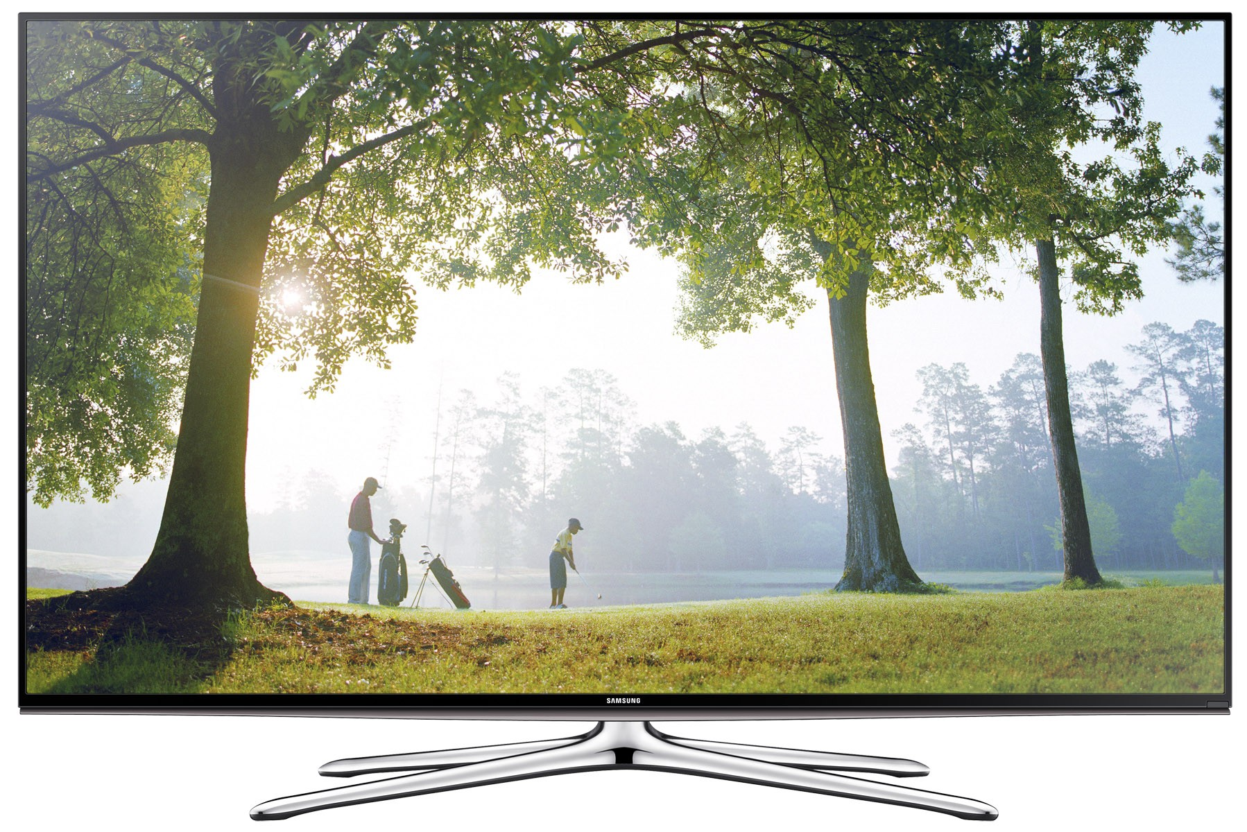 9. Samsung UE40H6203