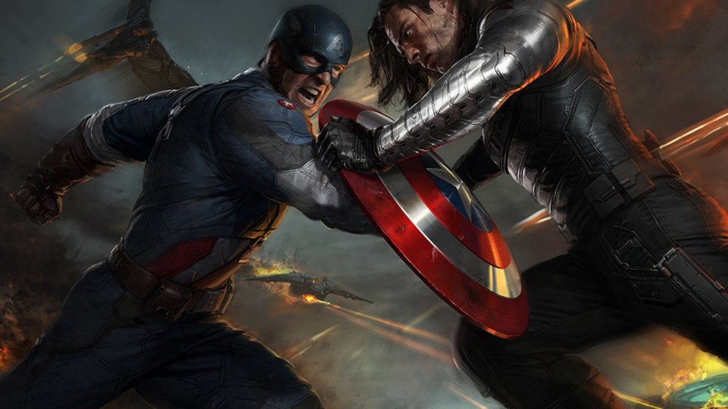 Akční film Captain America The Winter Soldier