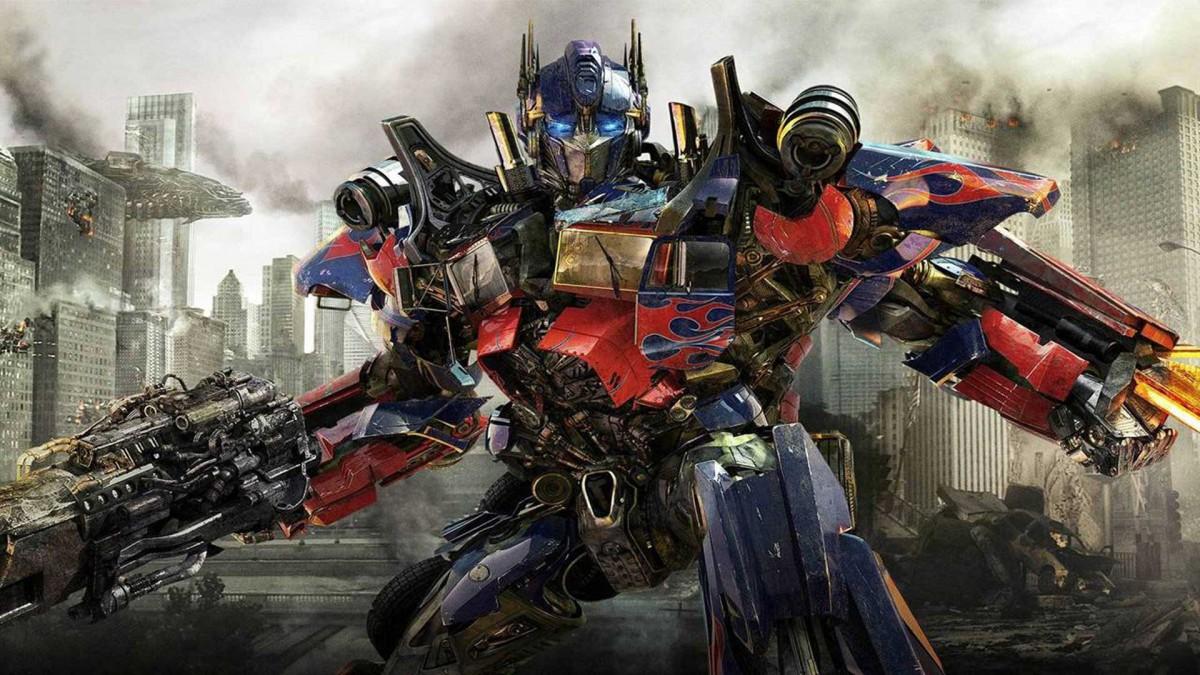 Akční sci-fi film Transformers Age of Extinction