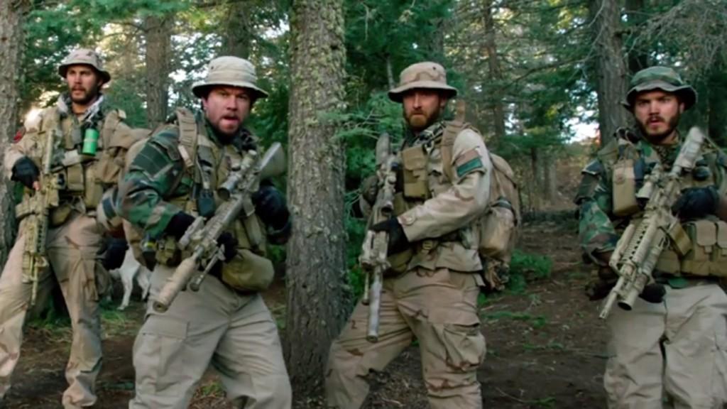 Válečné drama film Lone Survivor (Na život a na Smrt)