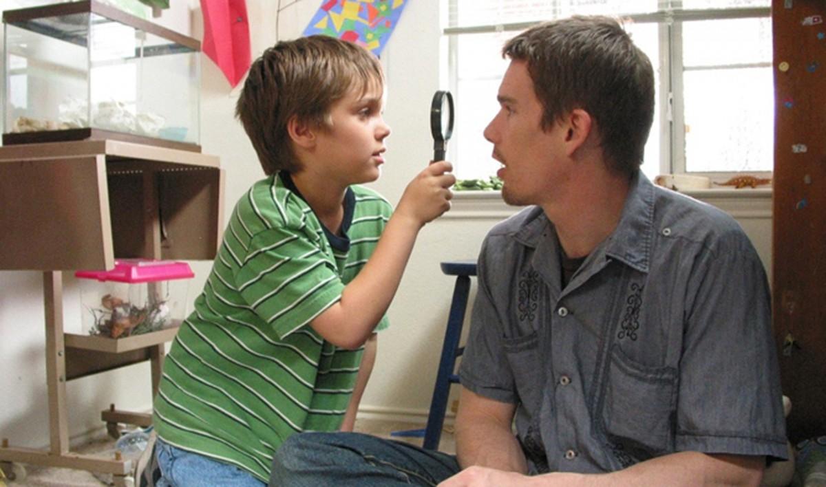 Chlapectví (Boyhood, 2014) - dramatický, přirozený a citlivý audiovizuální portrét dospívání dítěte v muže
