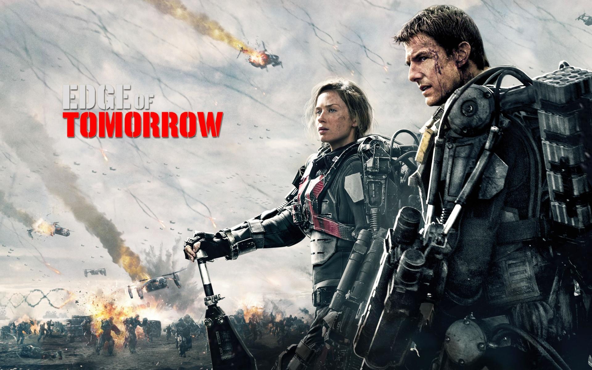 edge of tommorow Edge of tomorrow: trailer oficial #2 subtitulado [hd] tom cruise no puede dejar de morir en el nuevo avance para esta película de doug liman (the bourne identity.