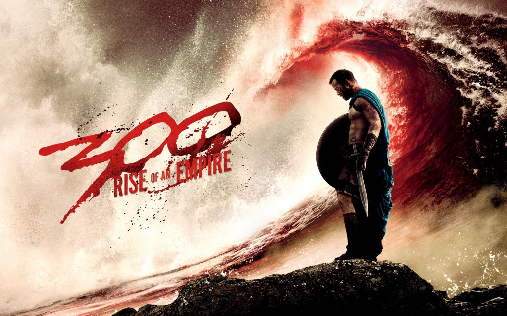 Film 300 Rise of an Empire přijde do kin v roce 2014