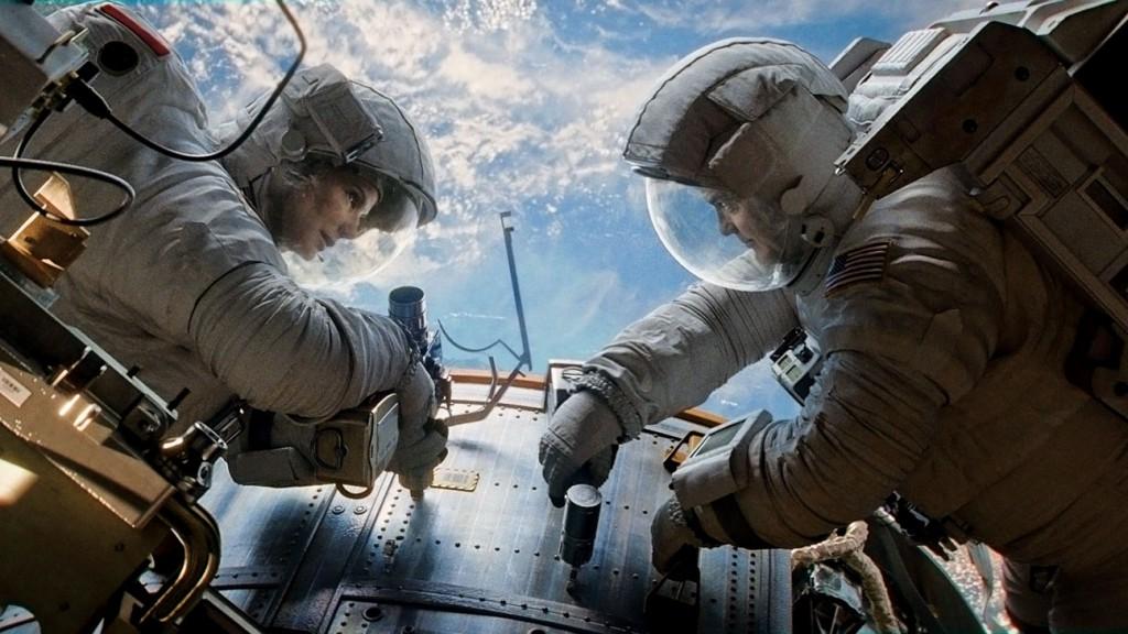Film Gravity 2013 první dojmy a recenze
