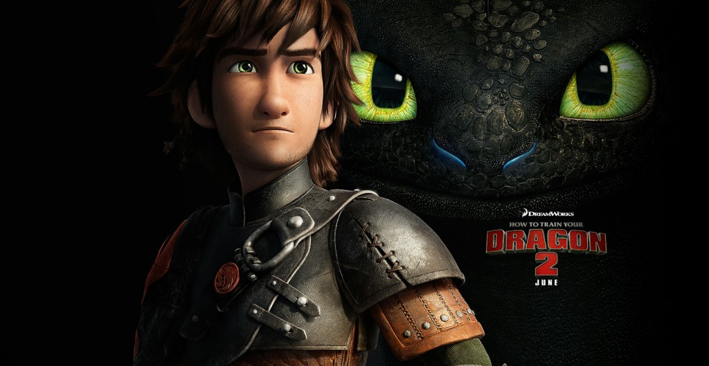 Film How to train your dragon 2 - jak vycvičit draka 2