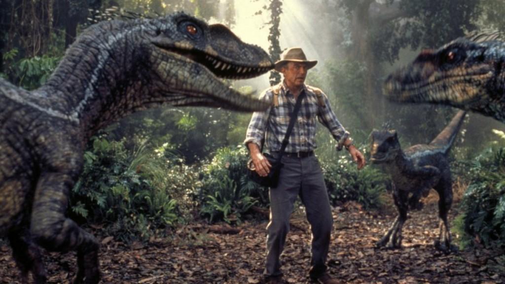 Film Jurský Park (Jurrasic Park) 1993