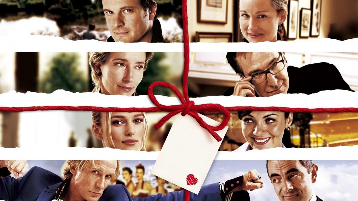 Film Láska Nebeská (Love Actually 2003) spojuje drama a komedii