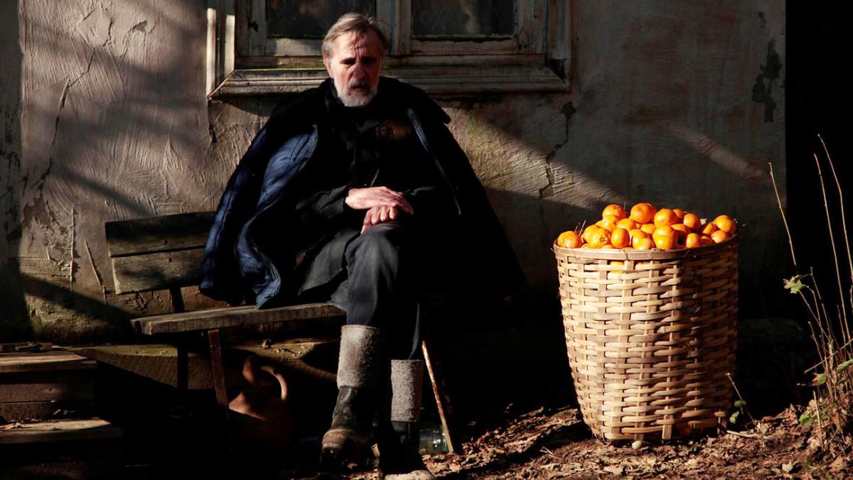 Film Mandarinky (Tangerines, Mandariinid) je gruzíské válečné drama z roku 2013