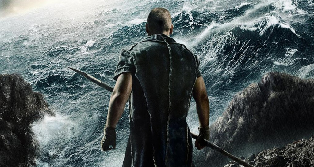 Film Noe (Noah) 2014 biblický apokalyptický příběh ve filmovém podání