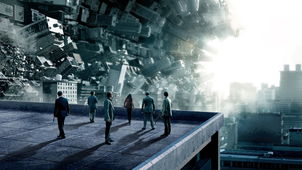 Film Počítek (Inception) 2010