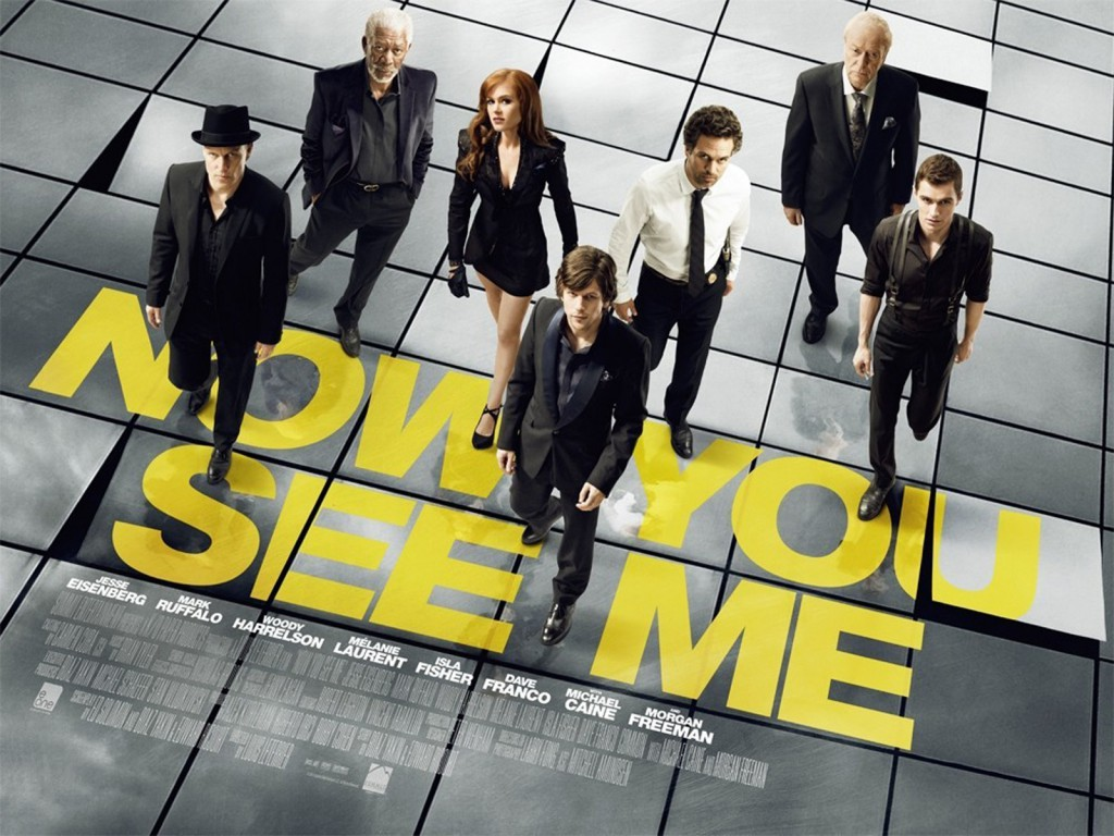 Film Podfukáři (Now You See Me 2013)