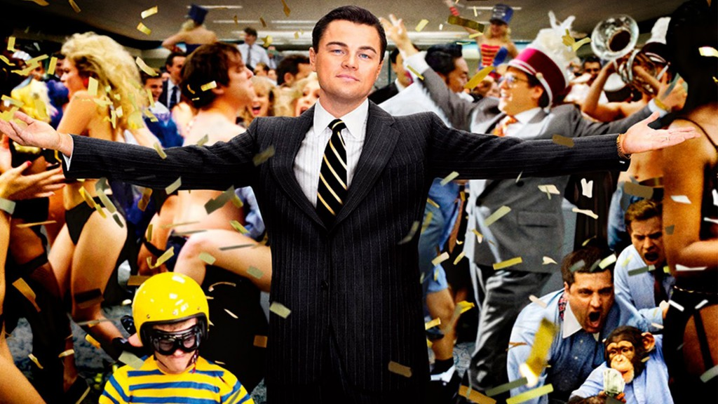 Film Vlk z Wall Street (The Wolf of Wall Street)