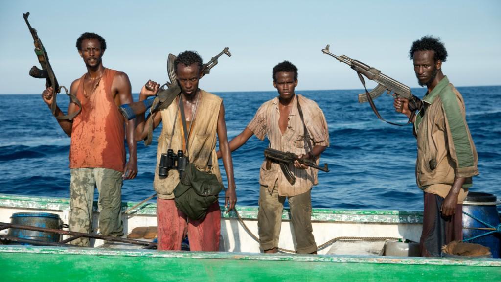 Film captain phillips (kapitán phillips) vypráví příběh přepadení lodi somálskými piráty