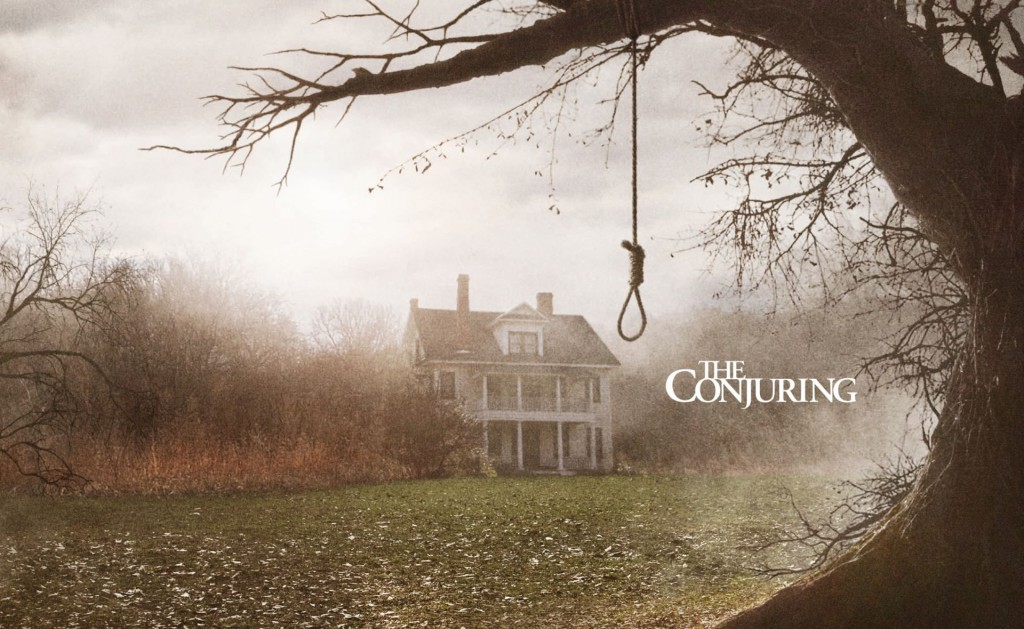 Filmový horror The Conjuring