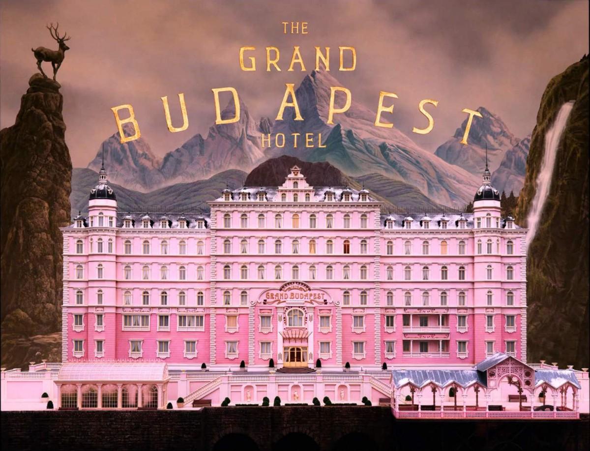 Grand budapest hotel - tip na dobrý film 2014