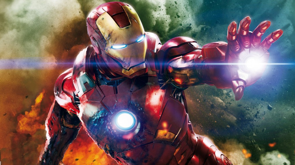 Hilm Iron Man 2008 Wallpaper