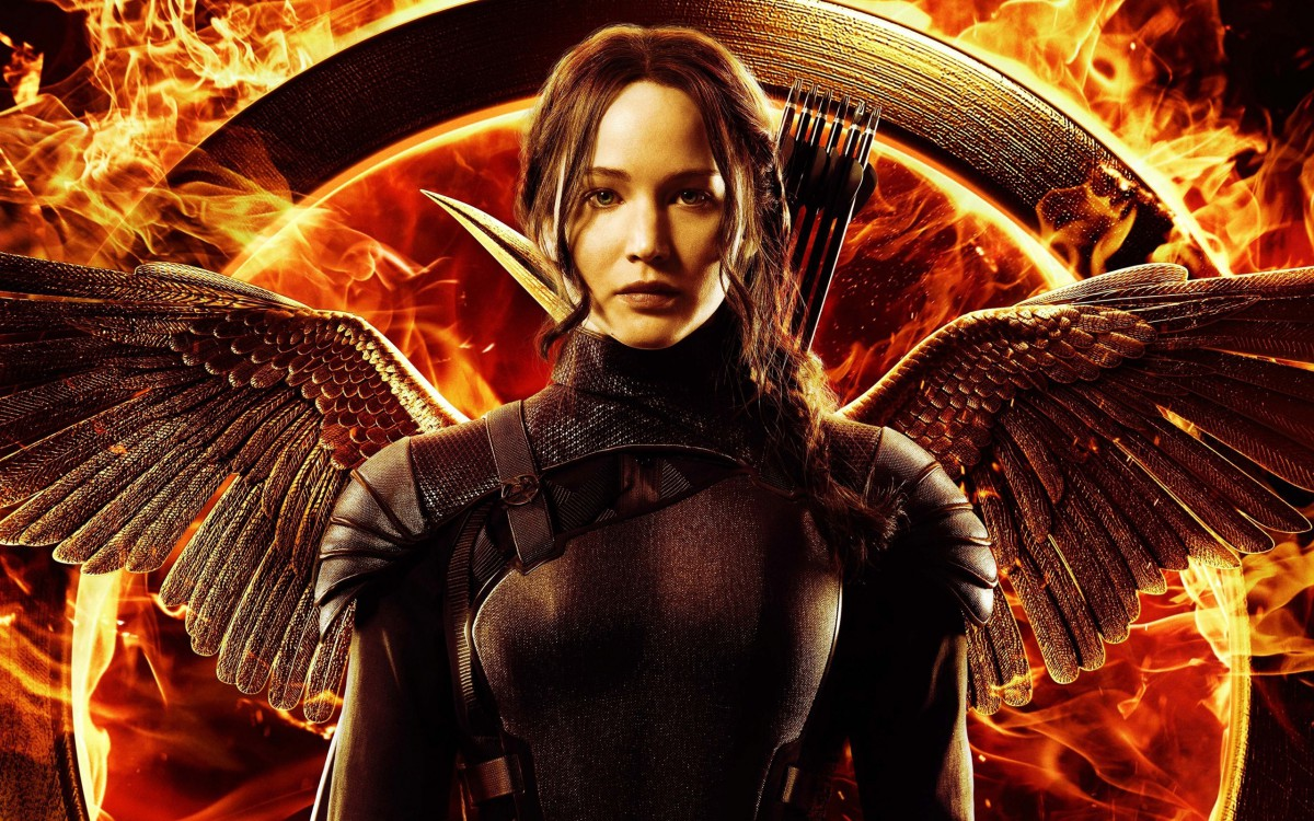 Tip na film - Hunger Games Mockinjay