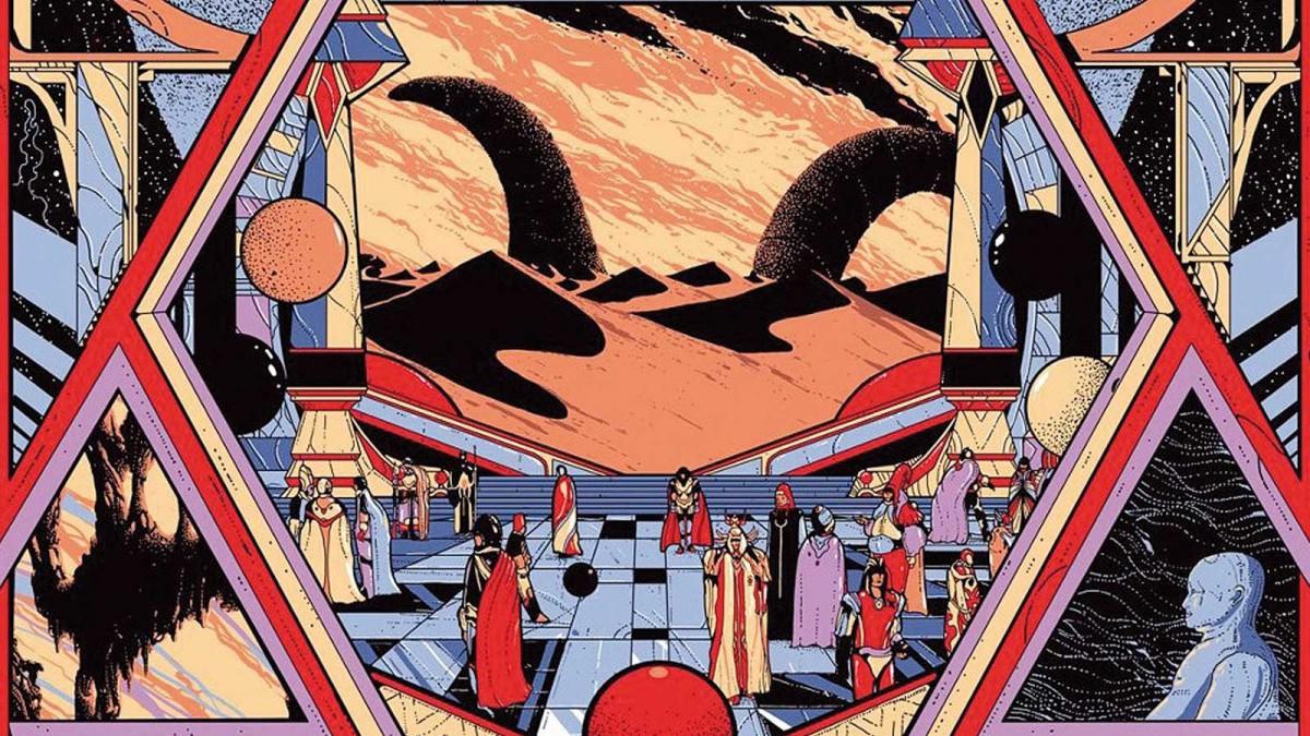 Jodorowsky's Dune (2014) - dokumentární film o nejlepším sci-fi projektu všech dob