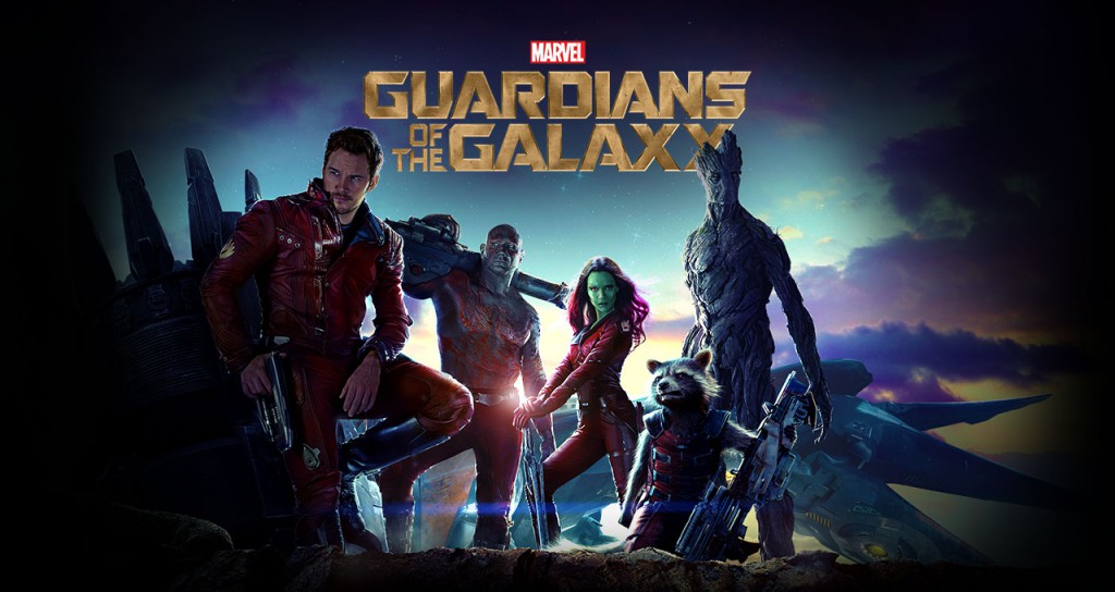 Nový sci-fi film Guardians of the Galaxy 2014