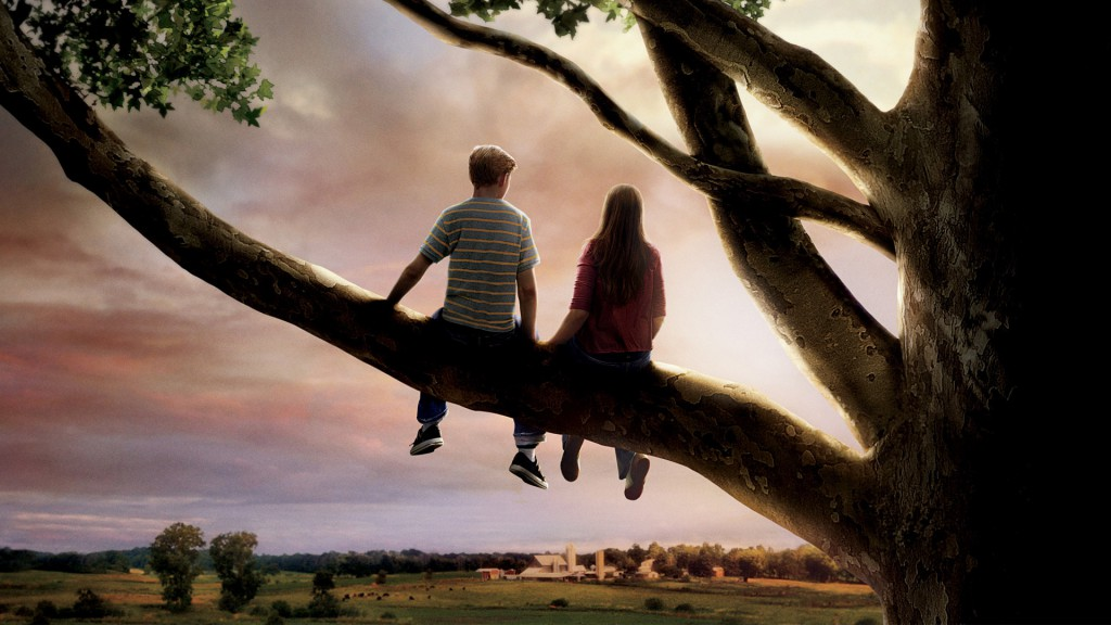 Romantická filmová komedie Má mě rád, nemá mě rád (Flipped, 2010)
