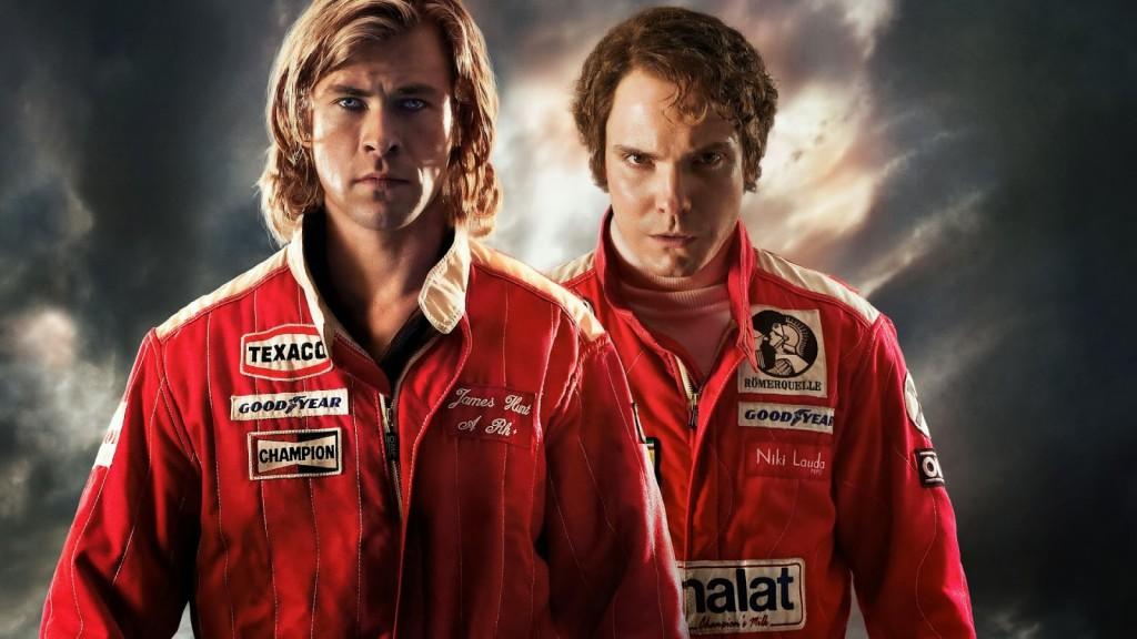 Rush (Rivalové) 2013 je film z prostředí Formule 1