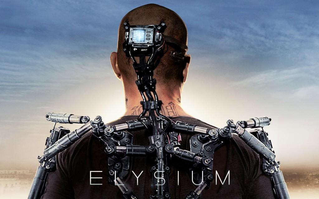 Scifi film Elysium je novým snímkem od tvůrce District 9