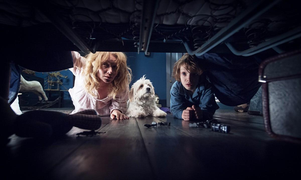 Vynikající horror Babadook patří mezi nejlepší horory roku 2014