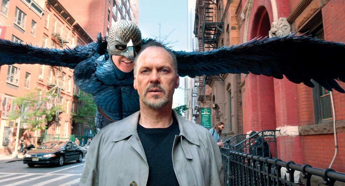 birdman - oscarová komedie o  příběhu ptačího muže