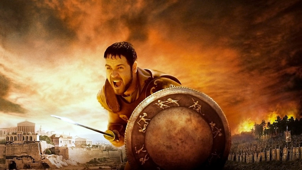 film gladiator russell crowe ridley scott