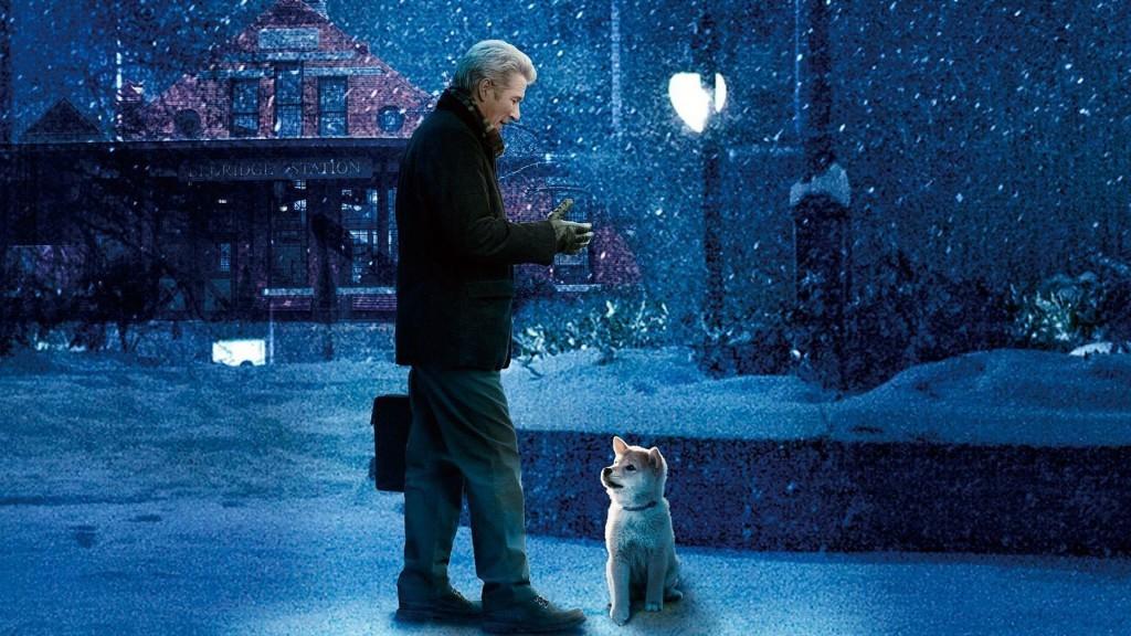 film hachi a dogs tale příběh psa