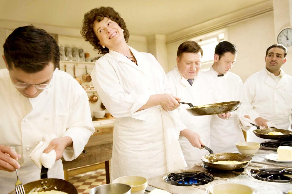julie & julia - film o jídle a skutečném příběhu