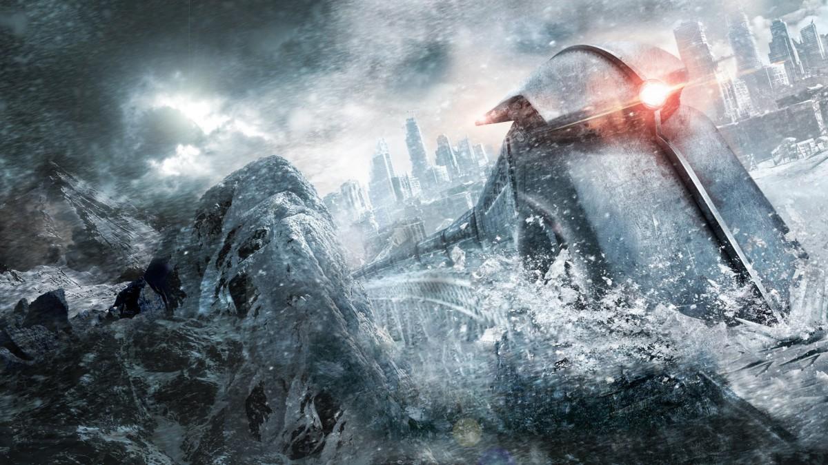 snowpiercer je originální korejský sci-fi film